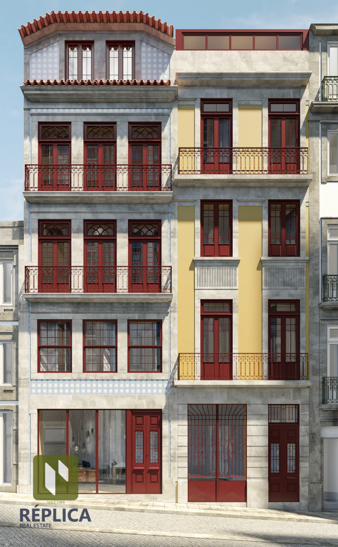 Apartamento T1, Porto, Cedofeita, Santo Ildefonso, Sé, Miragaia, São Nicolau e Vitória, Venda, Porto, Porto