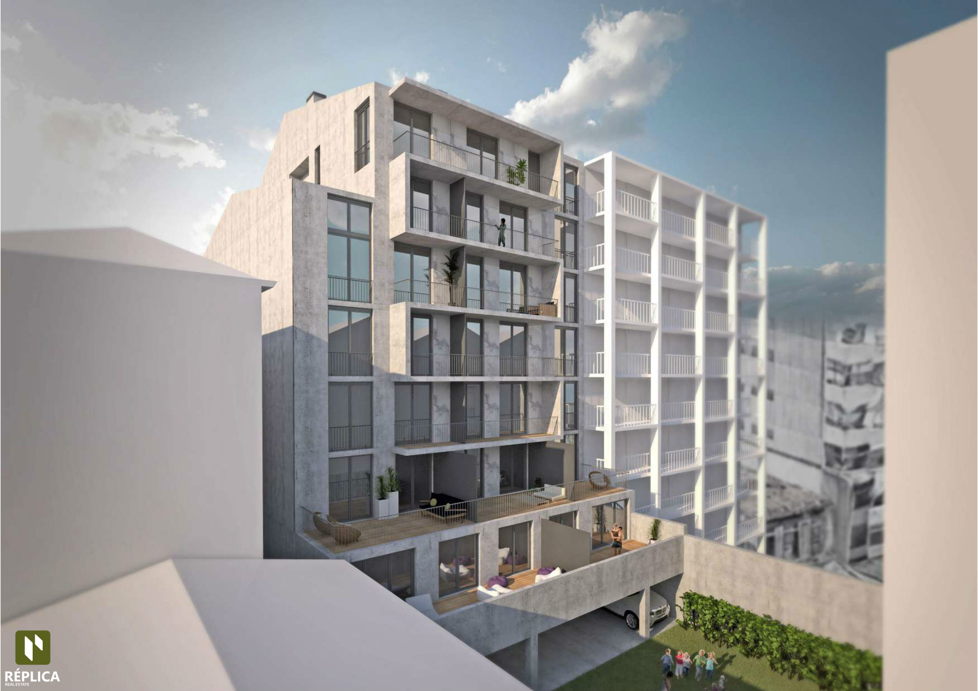 Apartamento T1 Novo, Campanhã, Porto, Porto
