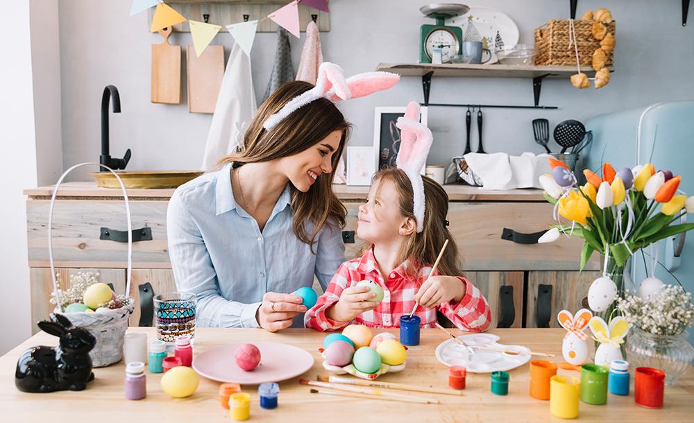 Páscoa em casa: será uma Páscoa diferente para todos, mas não deixará de ser Páscoa