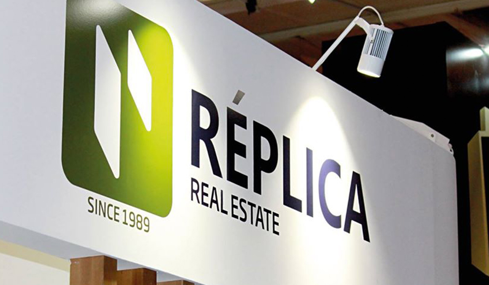 Réplica Real Estate